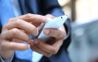 Подключение мобильного оповещения через банкомат